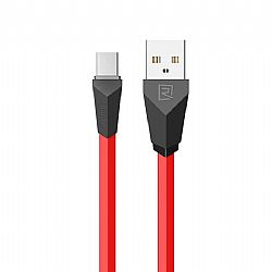 Charging Cable Remax Micro 1m Alien Red & Black
