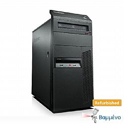 Lenovo M82 Tower G3220/4GB DDR3/500GB/No drive/8P Grade A Refurbished PC