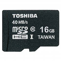 Κάρτα Μνήμης TOS MICROSD 16GB CLASS 10 HS WITH ADAPTER NEW